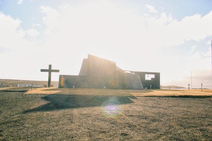 Blönduós church