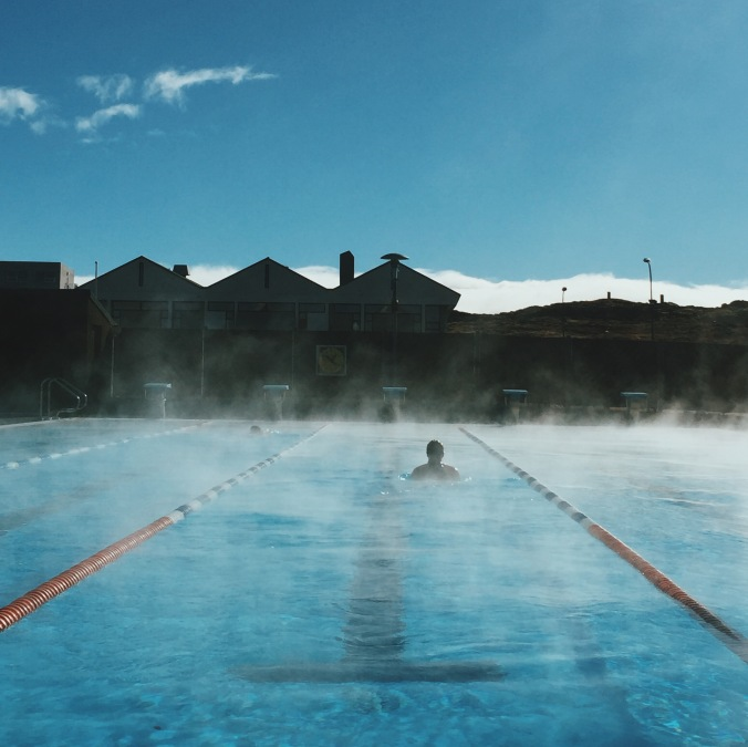 Sundlaug Swimming Pool
